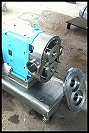 Waukesha Model 220 Positive Displacement Pump