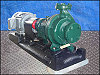 Goulds 3196 1.5x1x6 Centrifugal Pump - 5 HP