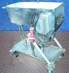Stainless Steel Double-Action Shear Mixer - 2 HP