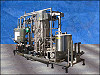WHE Stainless Steel HTST Pasteurizer – 1000 GPH