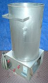 ALP Stainless Steel Mix Tank- 30 Gallon