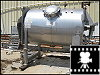 1996 American Process Systems Cylindrical Paddle Ribbon Mixer / Dryer