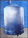 Stainless Steel Single Shell Tank - 2,500 Gallon