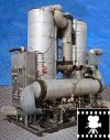 Enders Process Equipment Corp. Two Stage Wastewater Evaporator