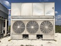 710 Ton - 1998 IMECO XLP-XL-710 Evaporative Condenser Tower (1 tower units)