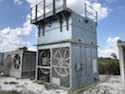 580 Ton - 2013 BAC VCA-580A Evaporative Condenser Tower (1 tower units)